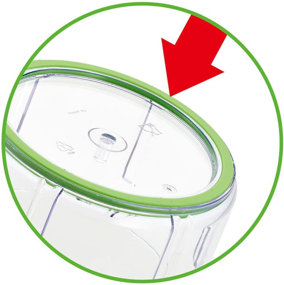 T-fal(ティファール) ハンディチョッパー 500ml K09304 グリーンの商品画像8