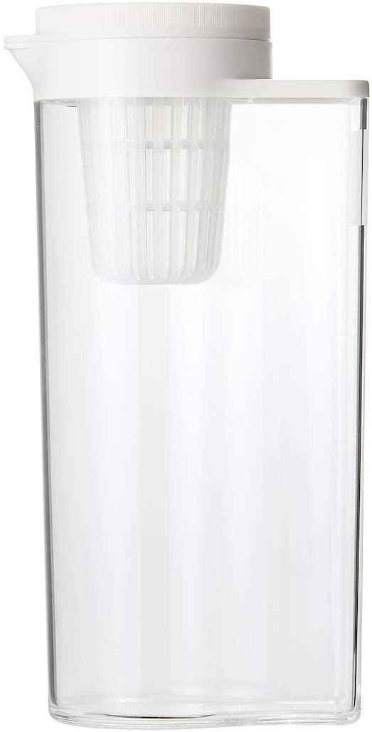無印良品(MUJI) アクリル冷水筒 冷水専用約2L 44220931