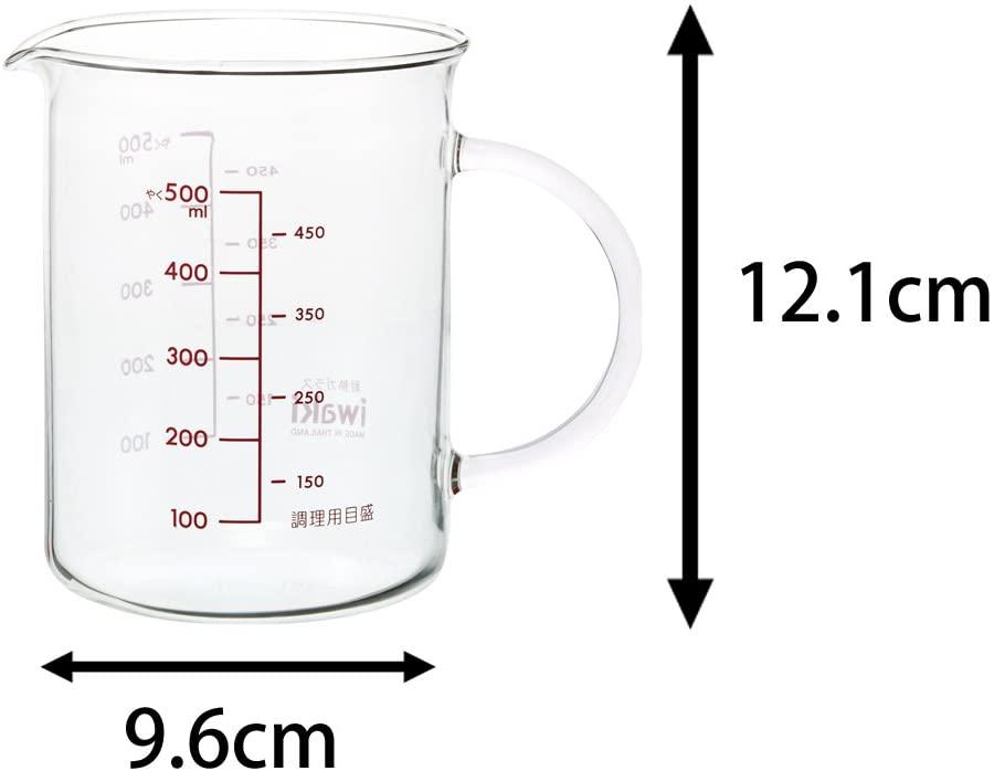 iwaki(イワキ) メジャーカップ(取手付き) 500ml KBT500Tの商品画像3
