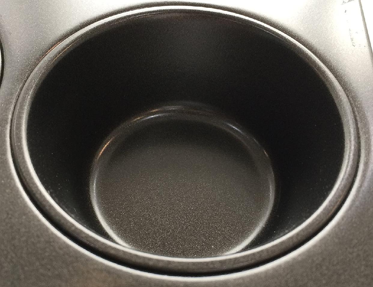 EEスイーツ(イーイースイーツ)マフィン型 D-4838 ブラックの商品画像5