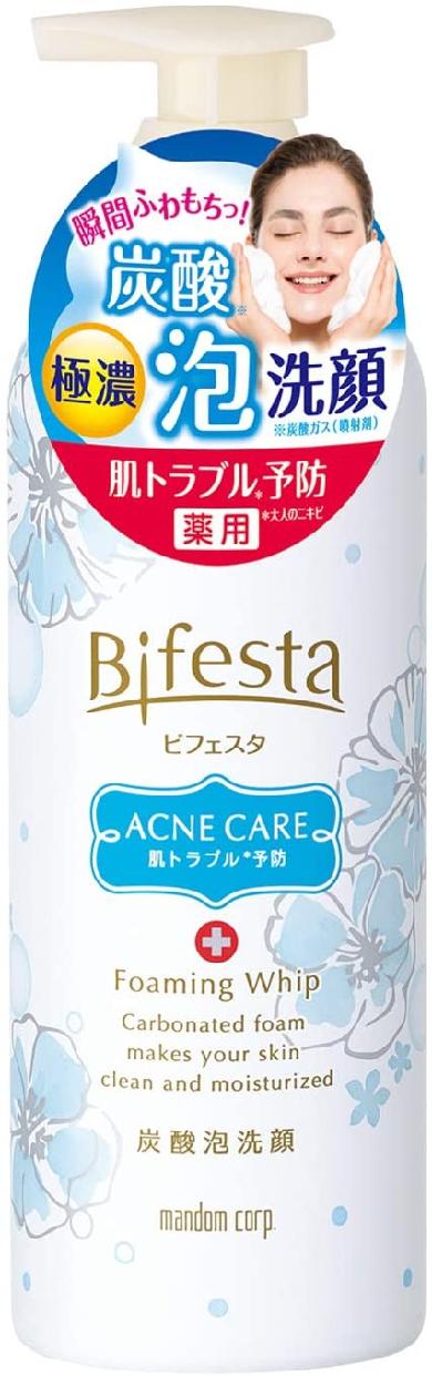 Bifesta(ビフェスタ) 泡洗顔 コントロールケアの商品画像6