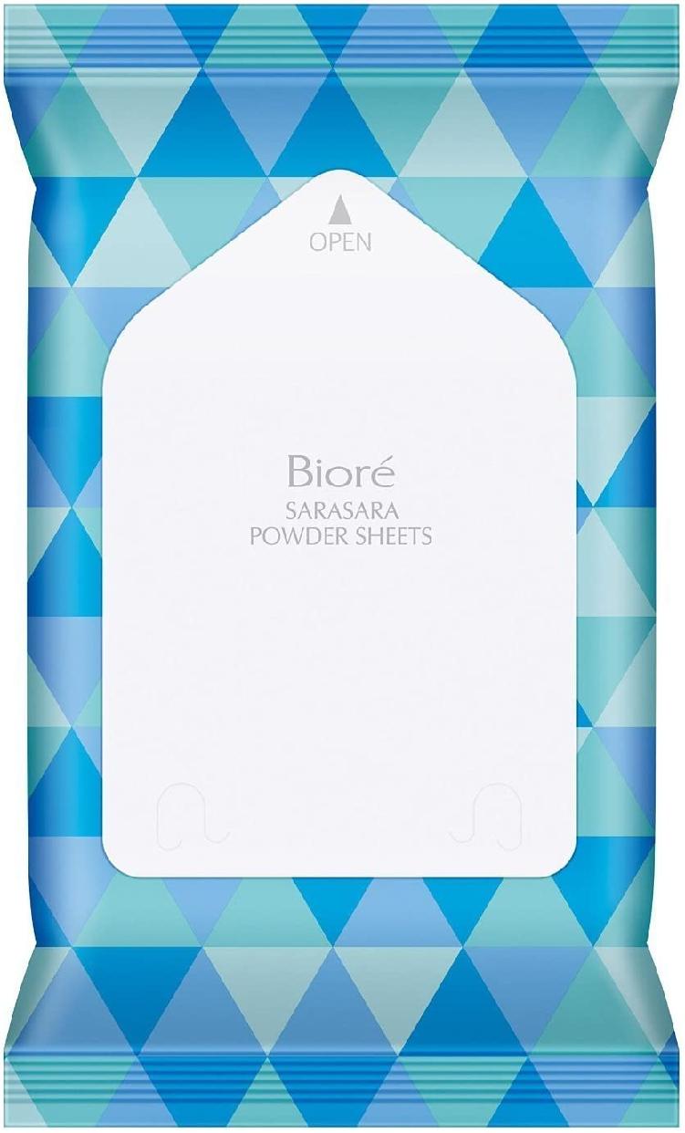 Bioré(ビオレ) さらさらパウダーシート 薬用デオドラントの商品画像2