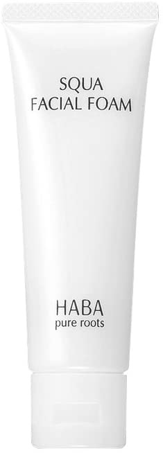 HABA(ハーバー) ピュアルーツ スクワフェイシャルフォームの商品画像2