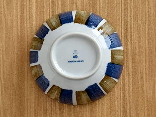 Tableware East(テーブルウェアイースト) 中鉢 青茶サビ十草の商品画像5
