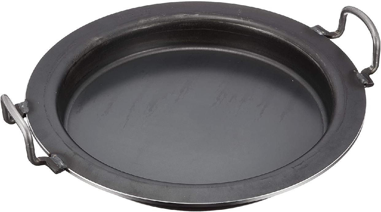 nakao(ナカオ) 餃子鍋 鉄製 27cmの商品画像2
