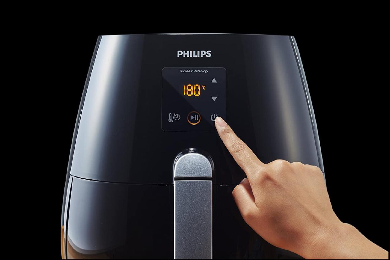 Philips(フィリップス)ノンフライヤープラス ダブルレイヤーセット HD9531/22の商品画像5