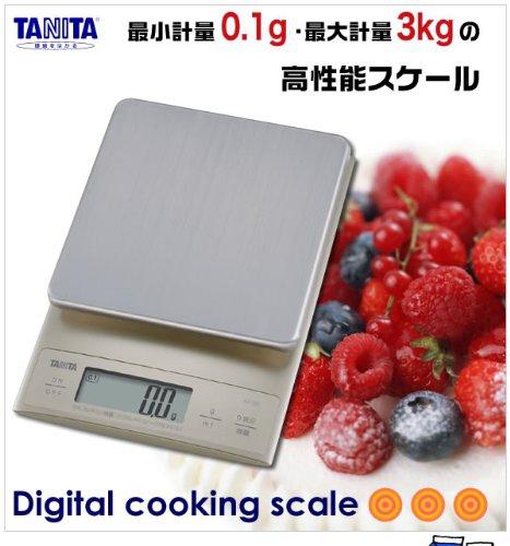 TANITA(タニタ) デジタルクッキングスケール KD-321の商品画像2
