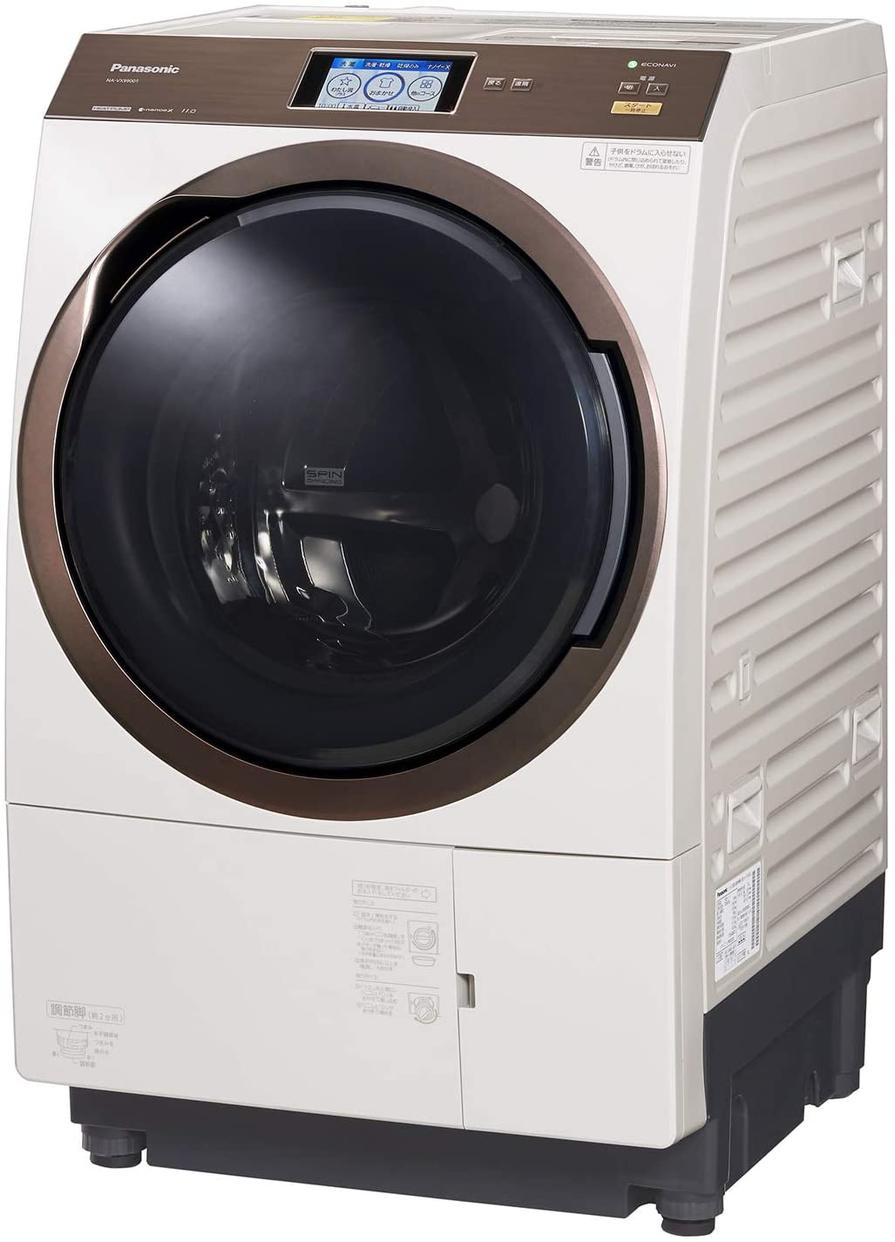 Panasonic(パナソニック) ななめドラム洗濯乾燥機 NA-VX9900の商品画像2