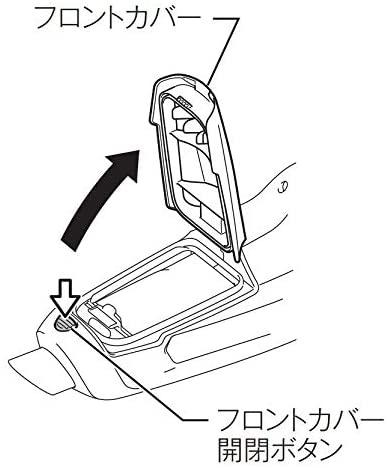 makita(マキタ) 充電式クリーナ CL107FDSHWの商品画像8
