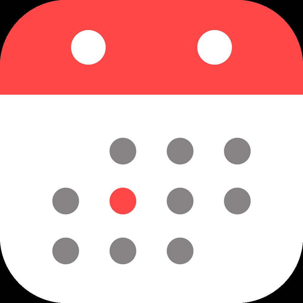Komorebi(コモレビ) シンプルカレンダーの商品画像