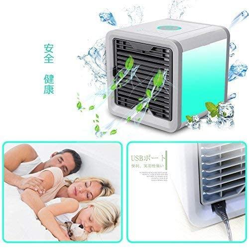 SpiritSun(スピリットファン) ミニ 冷風機の商品画像6