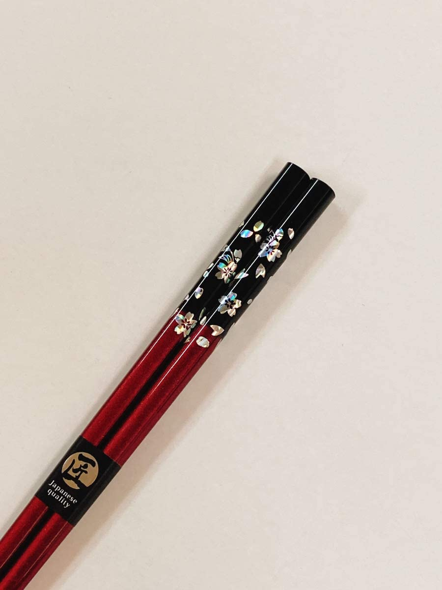 グラシャス 彫刻桐箱入【銀桜花(赤)】の商品画像5