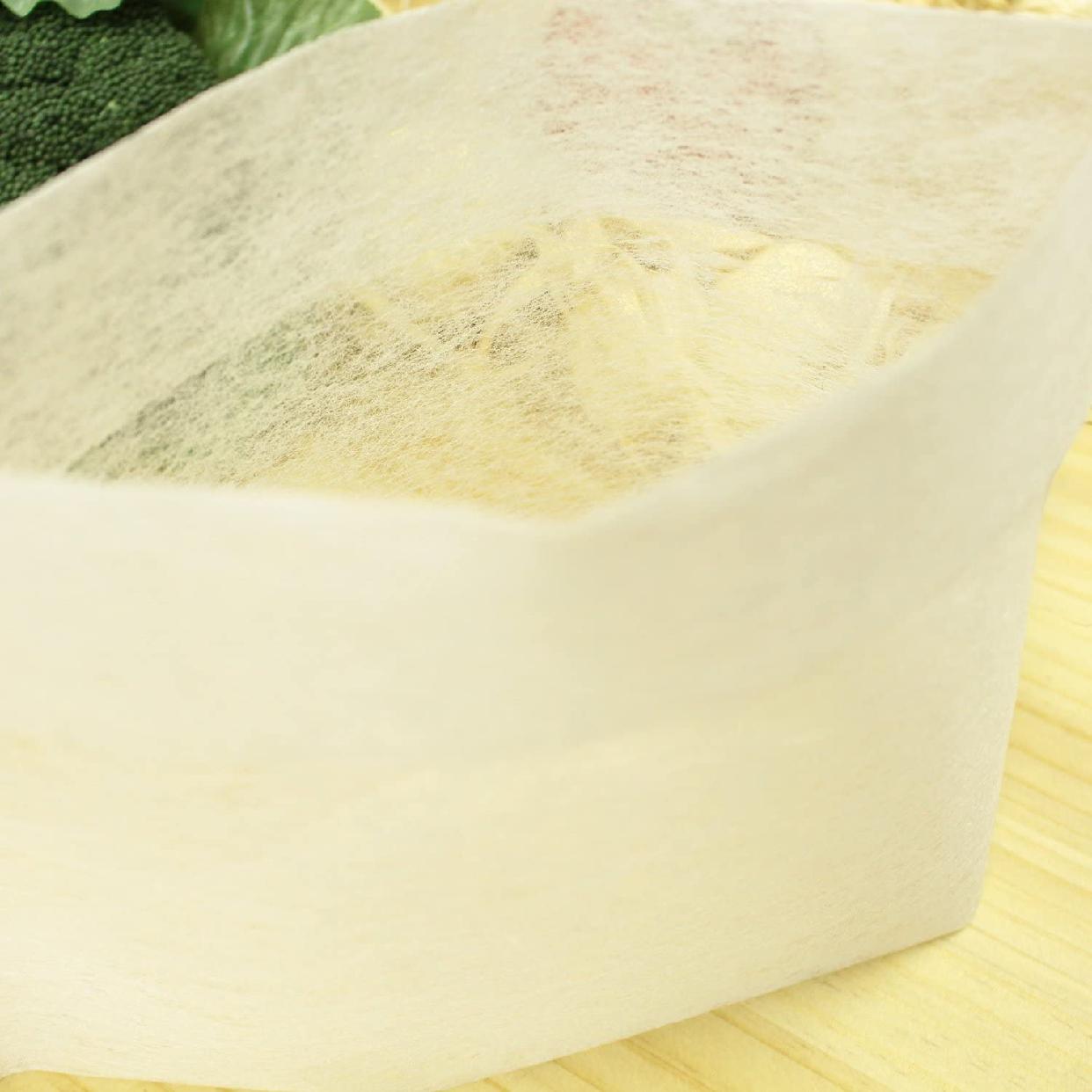 金星製紙 水切り ゴミ袋 三角コーナーいらず 自立型 40枚入りの商品画像4