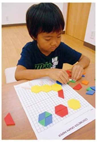 美工社 パターンブロック児童用 ed148968の商品画像2