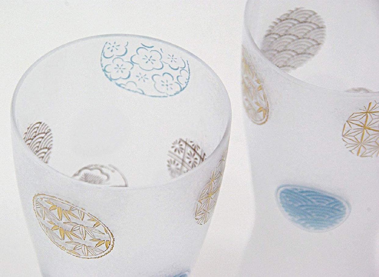 ADERIA(アデリア) プレミアム丸紋 ビアグラスM ペアセット S-6212の商品画像6