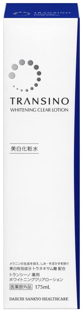 TRANSINO(トランシーノ) 薬用ホワイトニング クリアローションの商品画像