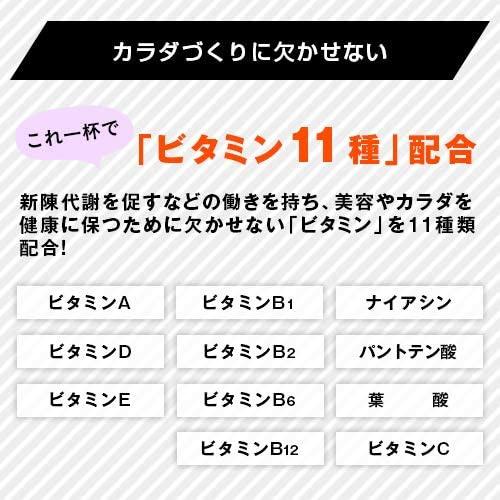 FINE(ファイン) AYA'sセレクション プロテイン ダイエット スムージーの商品画像5