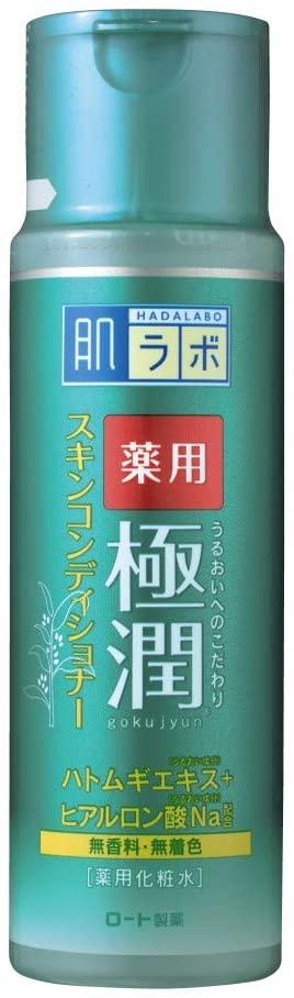 肌ラボ(はだらぼ)薬用極潤 スキンコンディショナー