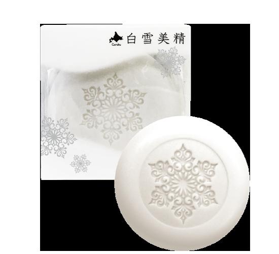 小六(Coroku) 白雪美精 石鹸の商品画像