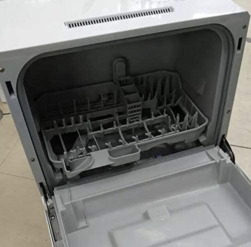 Panasonic(パナソニック) 食器洗い機 NP-TCB1-W(ホワイト)の商品画像2