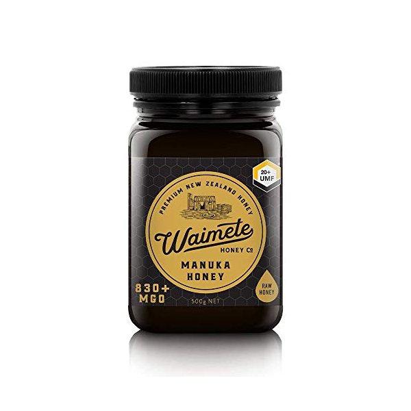 Waimete Honey(ワイメテハニー) ワイメテ マヌカハニー MGO830+の商品画像