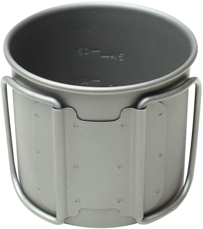 Field to Summit(フィールドトゥーサミット) チタンマグカップの商品画像2