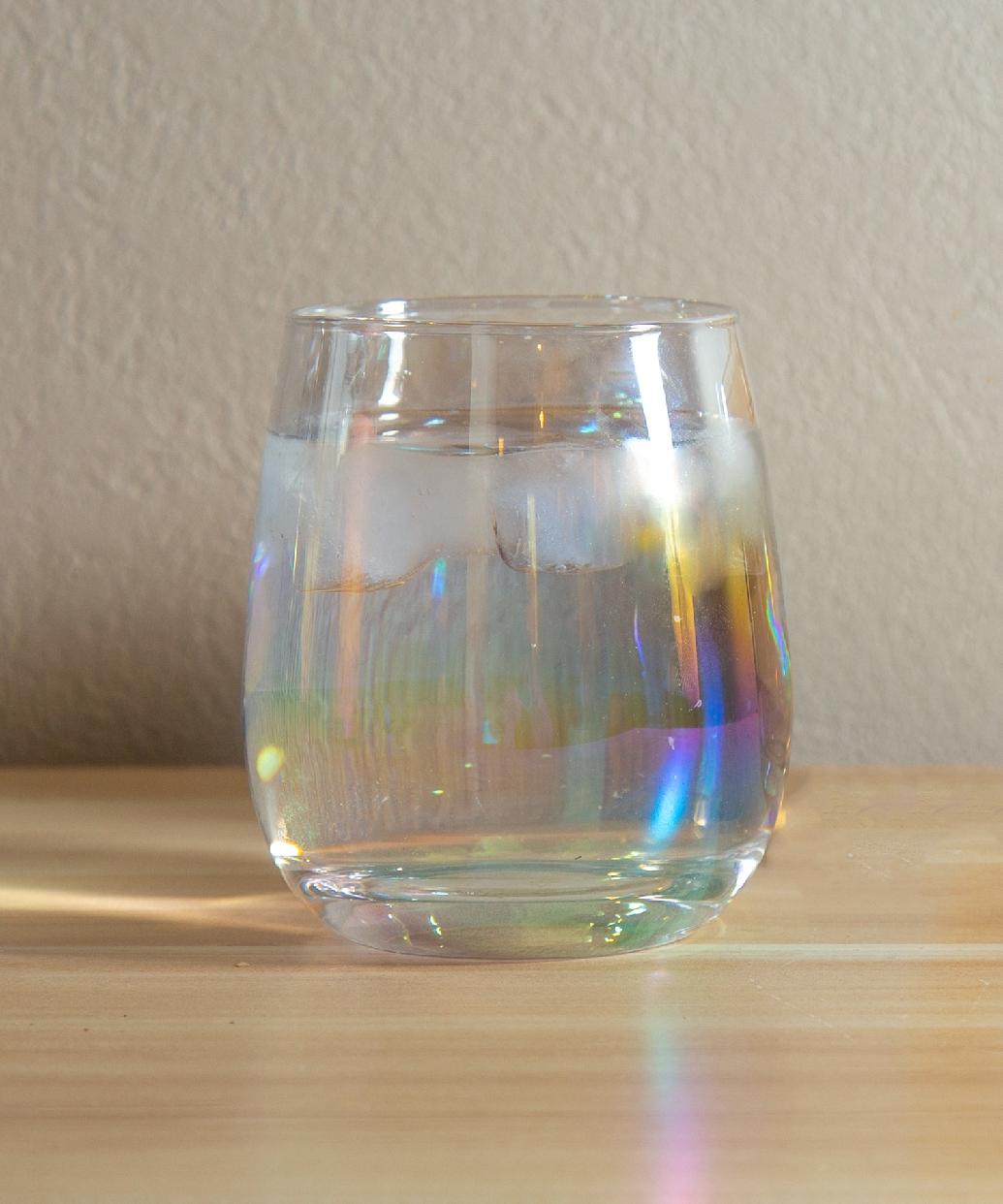 3COINS(スリーコインズ)オーロラグラスの商品画像1