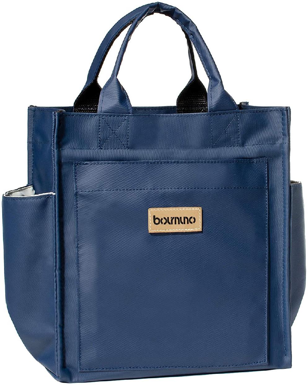 Boumuno(ボウムノ)ランチバッグ ブルーの商品画像