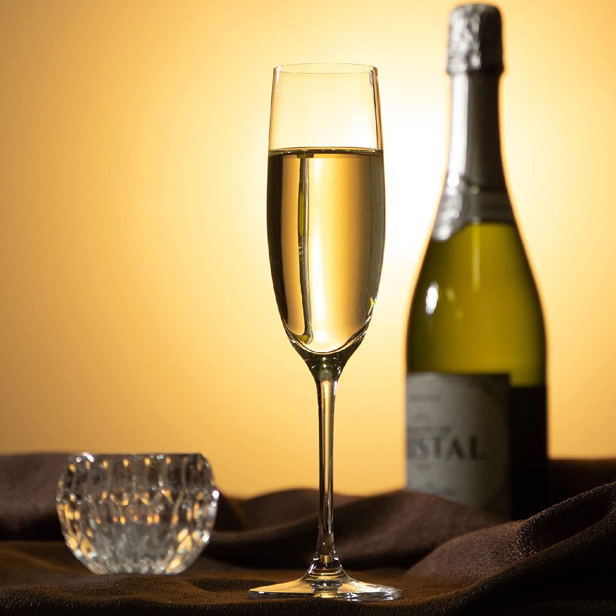 東洋佐々木ガラス シャンパン RN-10254CS クリアの商品画像7
