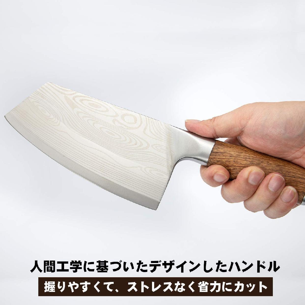 MUKAI(ムカイ) ステンレス キッチンナイフ 20cmの商品画像5