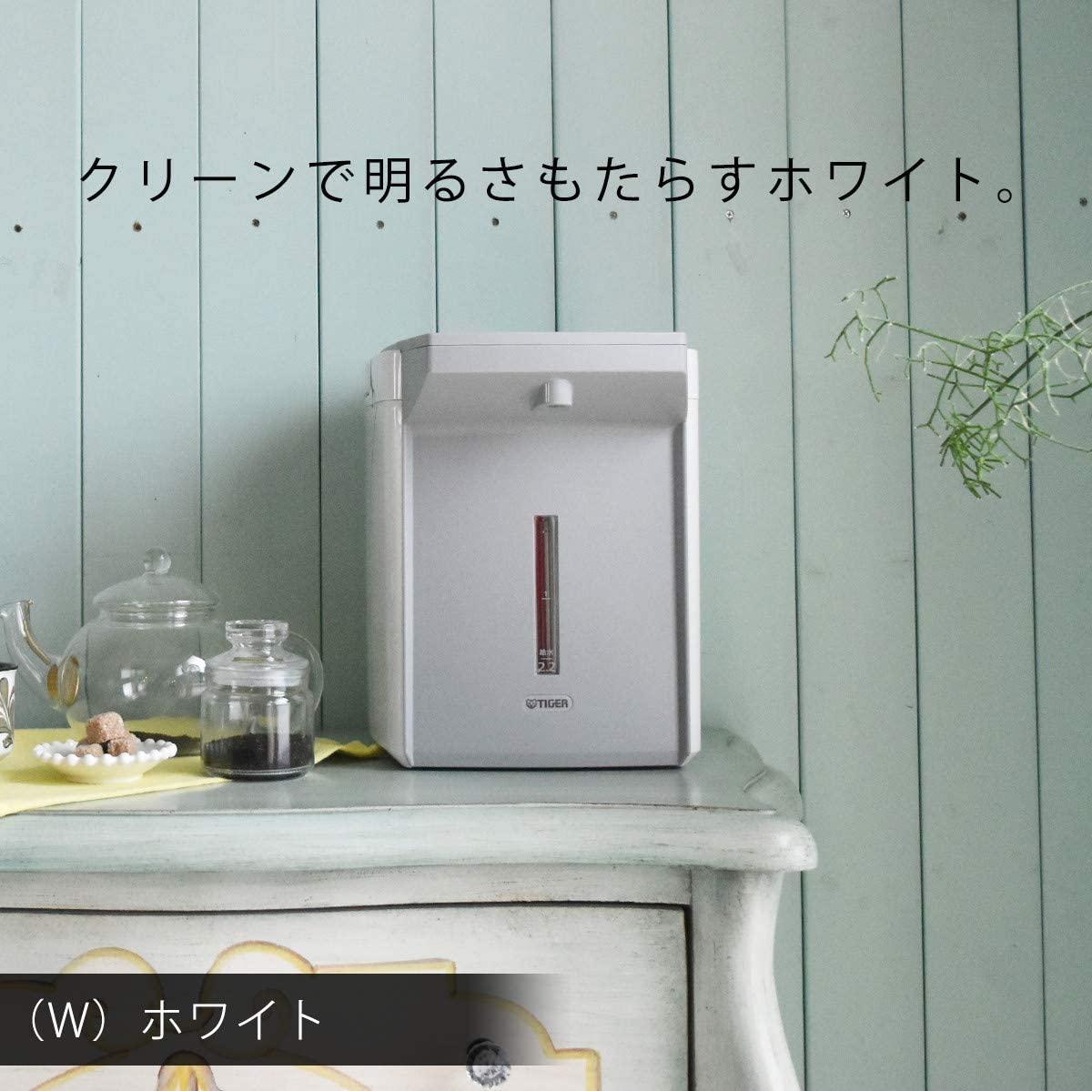 TIGER(タイガー)蒸気レスVE電気まほうびん PIJ-A220の商品画像8