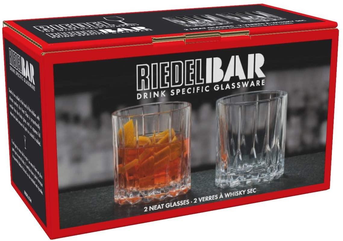 RIEDEL(リーデル) ドリンク・スペシフィック・グラスウェア ニート・グラス(2個入)174 ml 6417/01の商品画像3