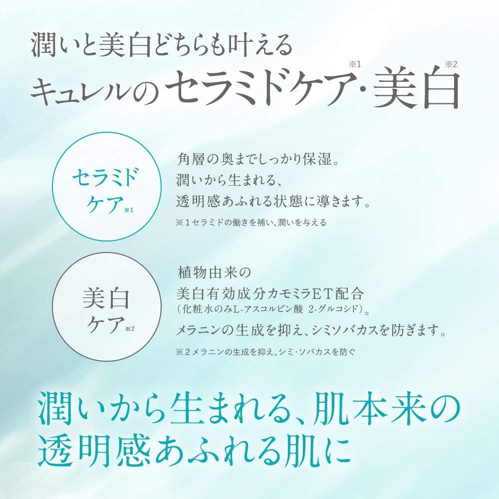 Curél(キュレル) 美白化粧水 III とてもしっとりの商品画像6