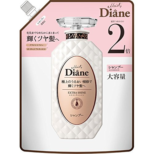 Diane(ダイアン) エクストラシャイン シャンプー 詰替 大容量の商品画像