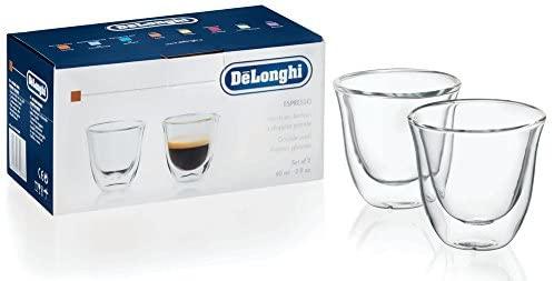 De'Longhi(デロンギ) ダブルウォールグラス(2個セット) エスプレッソ DWG2S-060の商品画像2