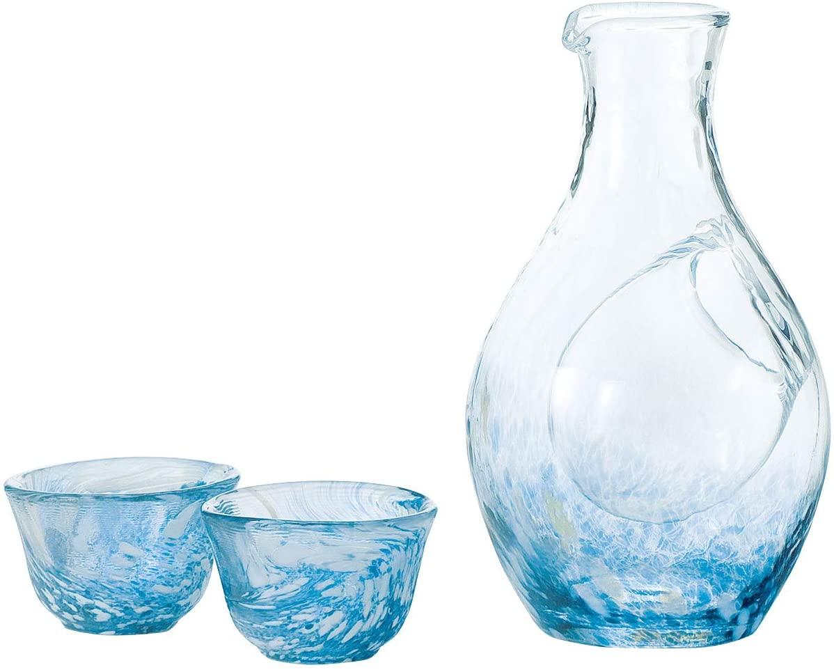 東洋佐々木ガラス(とうようささきがらす)日本酒グラス 冷酒セット G604-M70の商品画像