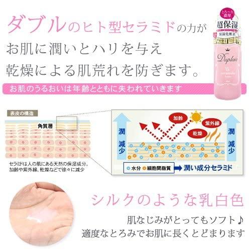 デュプレールセラミド化粧水の商品画像2
