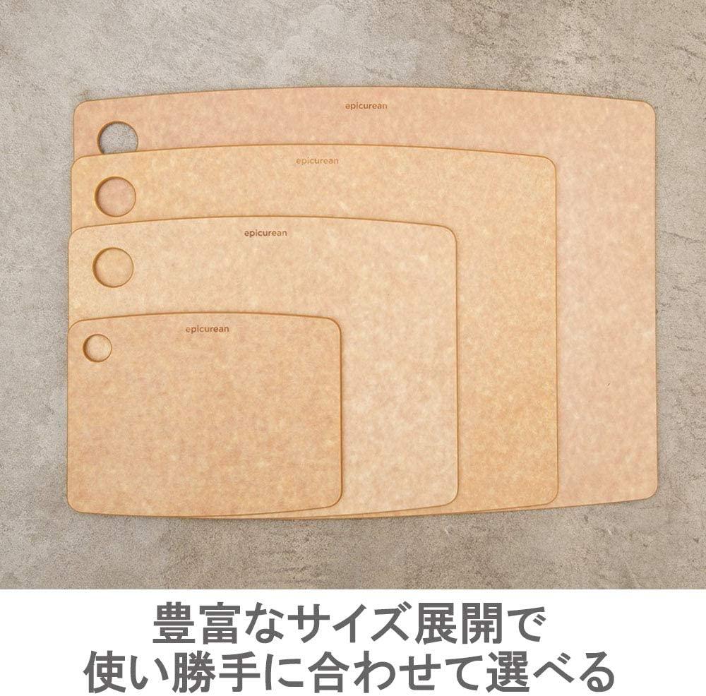 Epicurean(エピキュリアン) カッティングボード M ナチュラル 001-120901の商品画像7