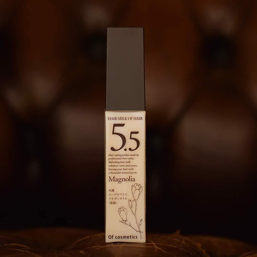 Of cosmetics(オブ・コスメティックス) ヘアミルクオブヘア・5.5Maの商品画像6