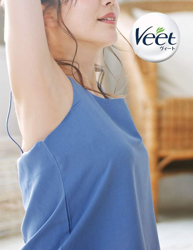Veet(ヴィート)バスタイム除毛クリーム 敏感肌用の商品画像6
