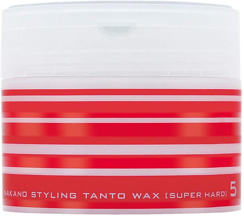 NAKANO(ナカノ) スタイリング タントN ワックス 5 スーパーハードの商品画像