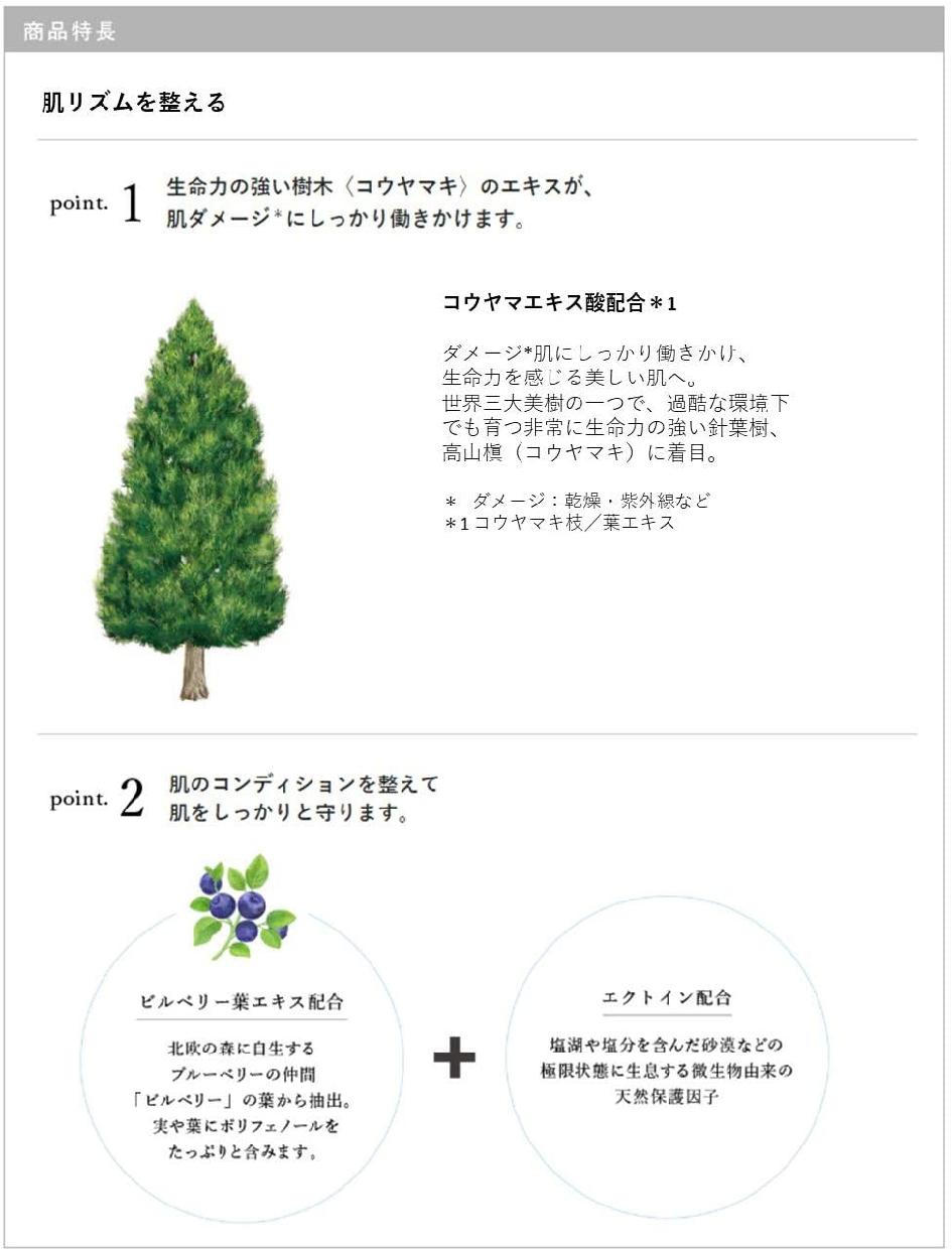 AYURA(アユーラ)リズムコンセントレートの商品画像3