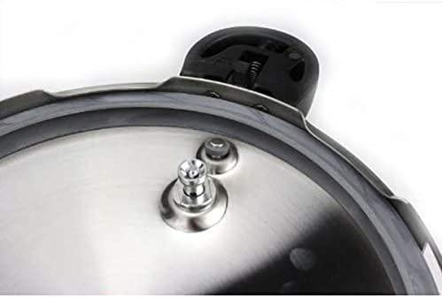 パール金属(PEARL) クイックエコ 3層底切り替え式圧力鍋 H-5041の商品画像9