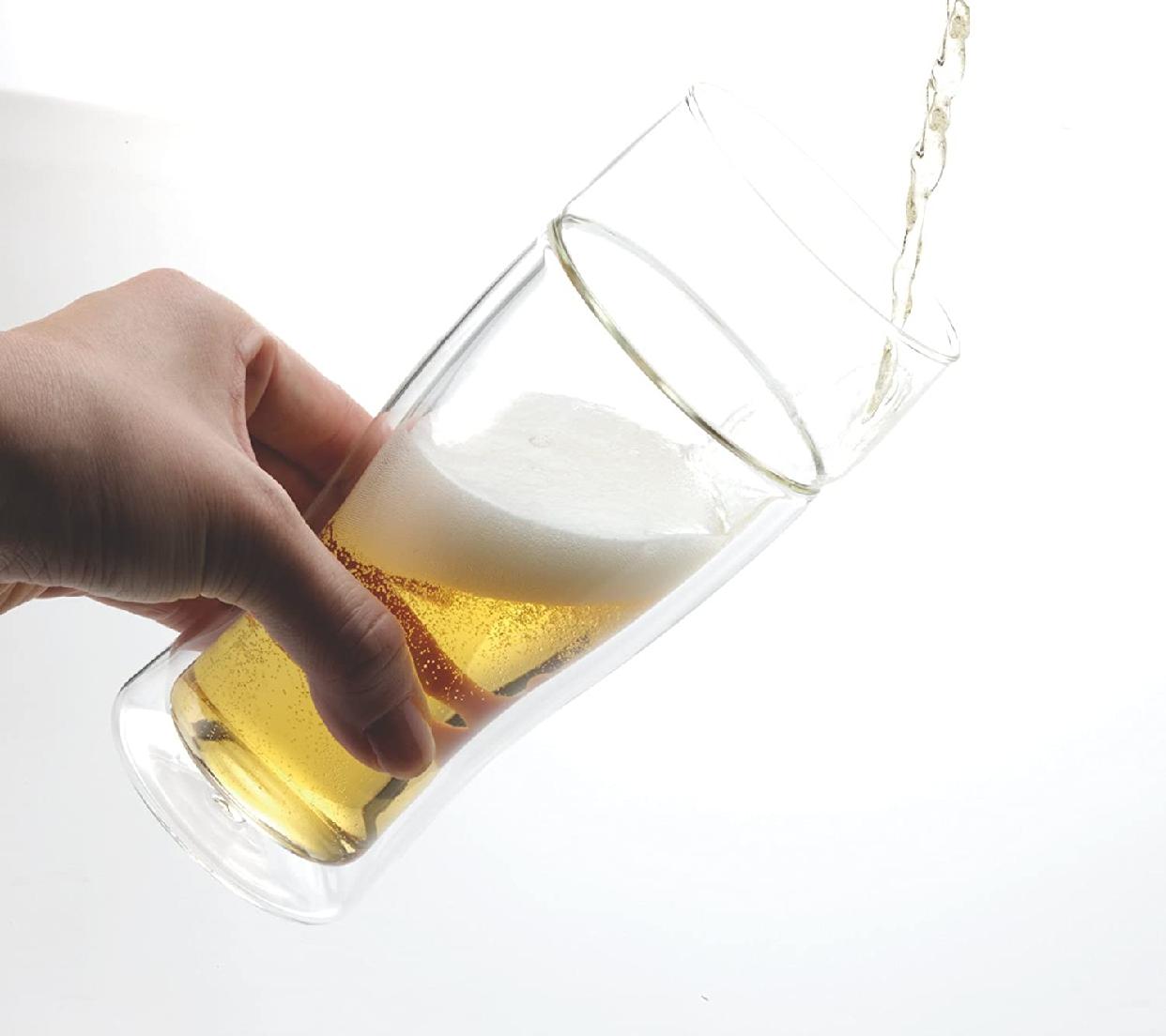 HARIO(ハリオ) ツインビア グラスの商品画像2