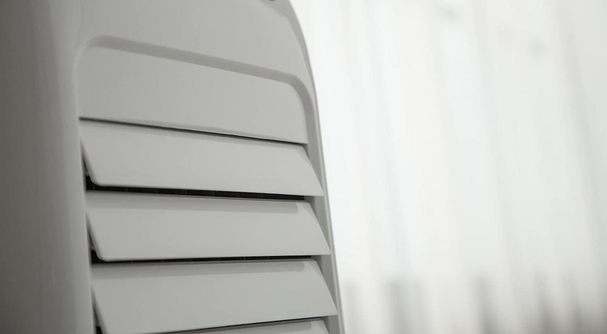 THREEUP(スリーアップ) 加湿機能付温冷風扇 ヒート&クール HCT1802の商品画像12