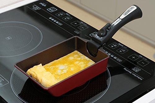 KITCHEN CHEF(キッチンシェフ) ダイヤモンドコートパン 13点セット H-IS-SE13Pの商品画像11