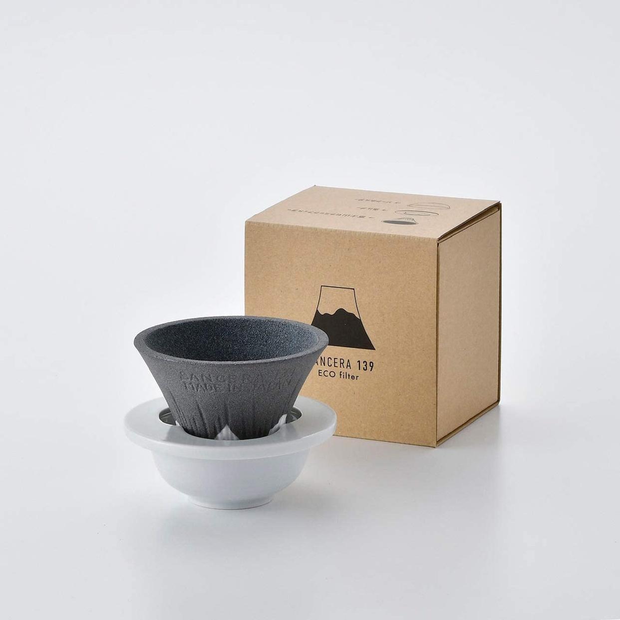 LI:FIL(リフィル) Fuji 波佐見焼きコーヒーフィルター・ドリッパーの商品画像