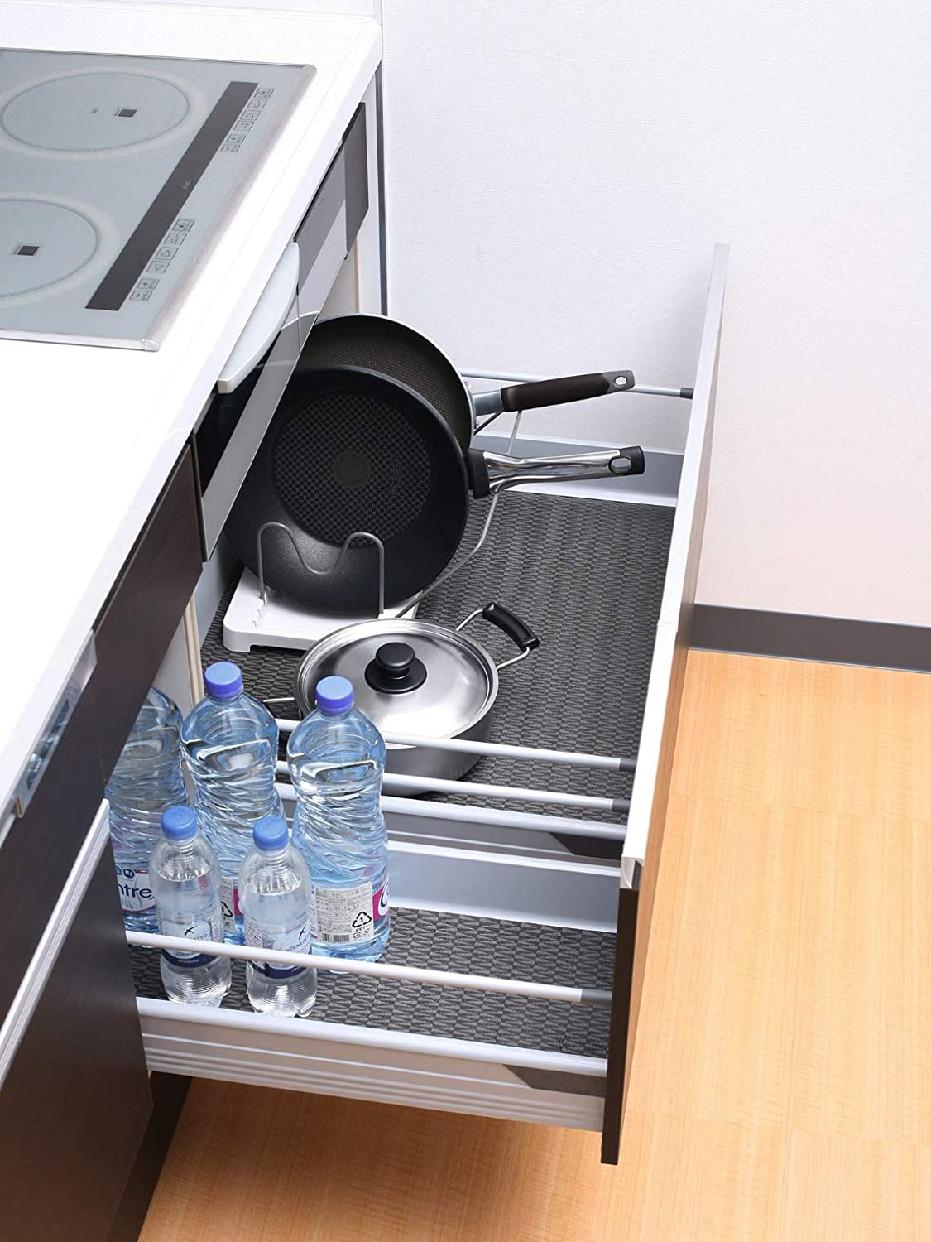 waise(ワイズ) 備長炭配合 システムキッチンの汚れを防ぐシート 45cmの商品画像4