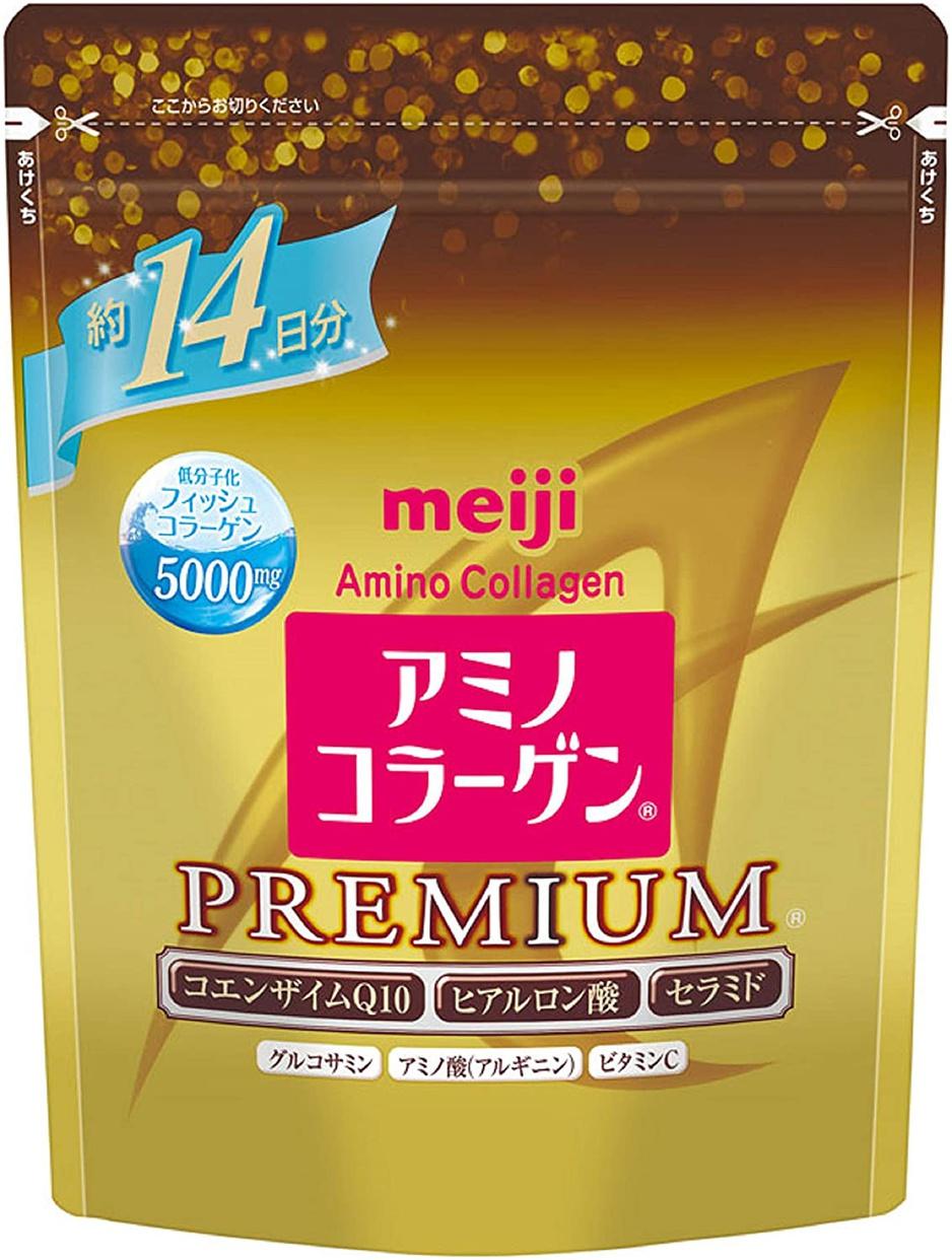 明治(meiji) アミノコラーゲンプレミアムの商品画像