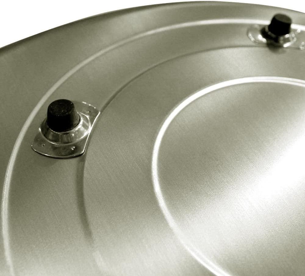 貝印(KAI) 洗い桶 D型 脚高ゴム付 DZ1141 ステンレスの商品画像5